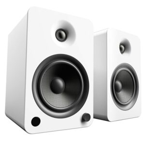 best bookshelf speakers Kanto YU6 Powered Speakers