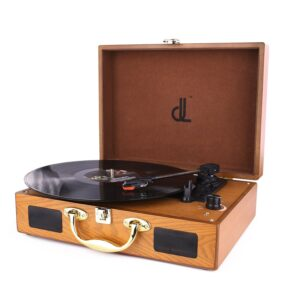 Turntable for Vinyl Records Portable Record Player