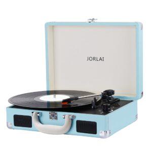 Vinyl Record Player JORLAI Turntable