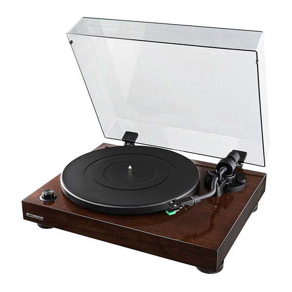Fluance Elite High Fidelity Vinyl Turntable Record Player with Audio Technica AT95E Cartridge, Belt Drive, Built-in Preamp, Adjustable Counterweight