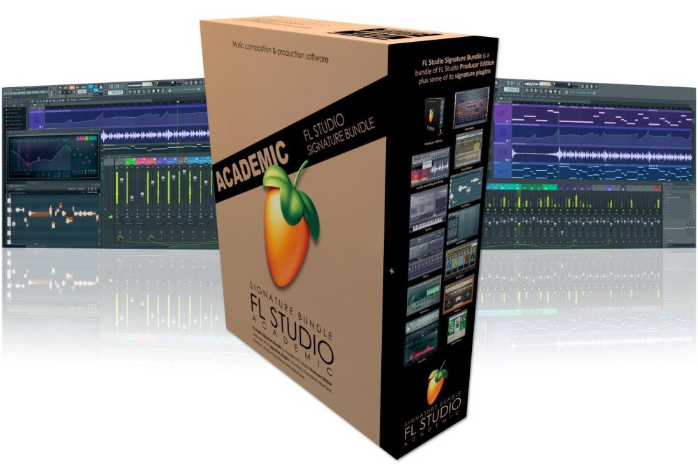 Image Line FL Studio Signature DAW