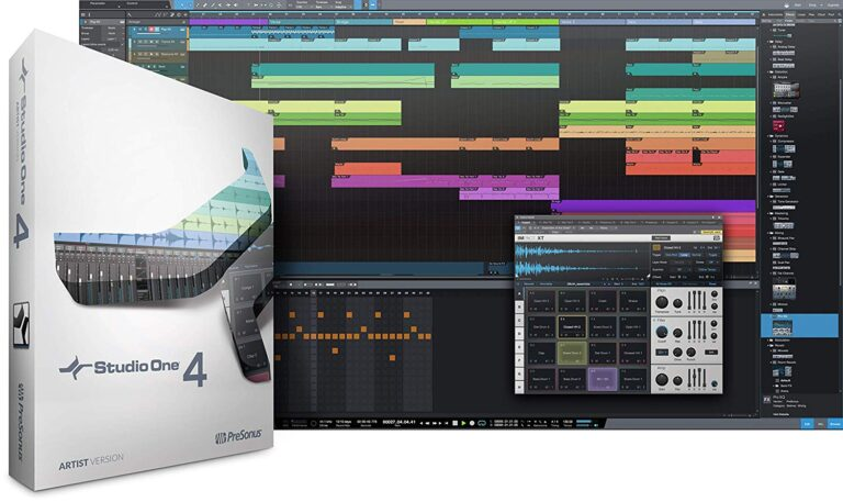 PreSonus Audio Electronics Multitrack Recording Software