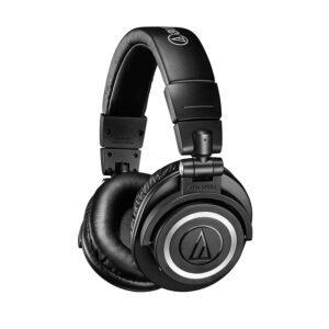 Black Headphone Product