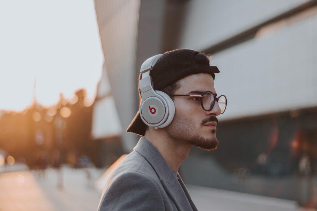 Wireless Open Back Headphones