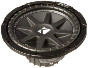 product photo of Kicker 43C104 subwoofer