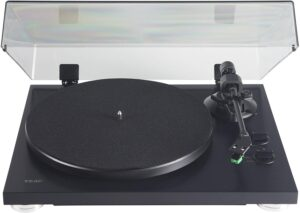 product photo of Teac TN-300SE-MB Analog Turntable